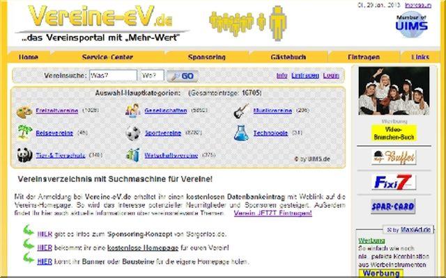 Vereine-eV.de