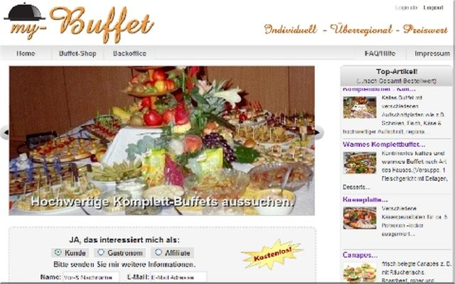 My-Buffet.de
